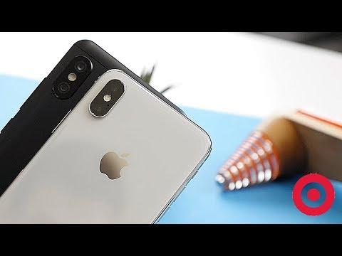 Xiaomi Redmi Note 5 против IPhone X: стоит ли переплачивать?