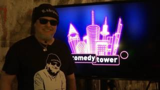Markus Krebs im Comedy Tower 13.1.17