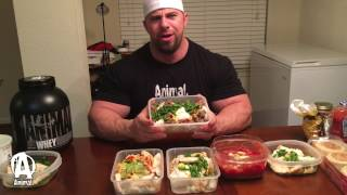 ifbb pro john jewett daily offseason nutrition