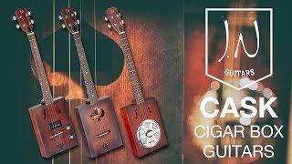 JN Cask Guitars