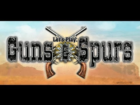Guns & Spurs - What if Red Dead Redemption was a PS1 game?