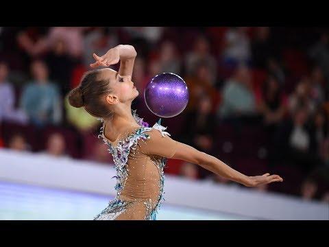 Anastasia Guzenkova - Ball AA 20.05 IT Moscow 2020