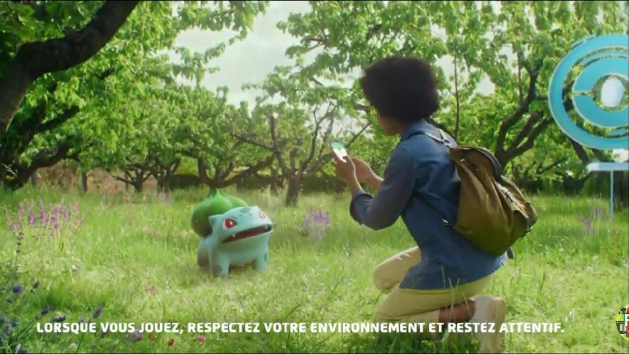 """Musique de la pub Pokémon Go """"joue maintenant""""  Juin 2021"""