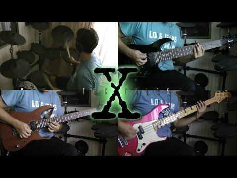 The X Files Theme  - Metal Style Version - Expedientes Secretos X
