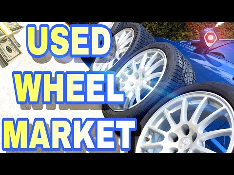 The Truth About Buying USED Wheels | EVO X