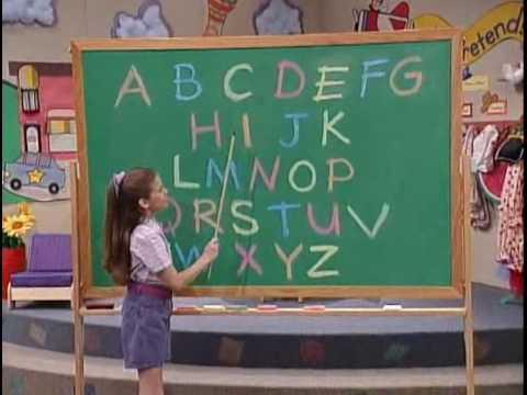 Agora eu sei o ABC - Barney de A a Z dublado