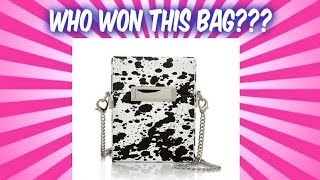 Snob Essentials Bag WINNER - CurlyKimmyStar Thumbnail