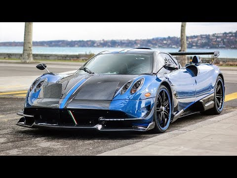 Pagani Huayra Bc Macchina Volante Details And Overview Youtube