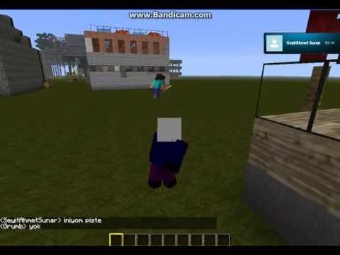 Minecraft Çal Keke Çaaal Kopyası