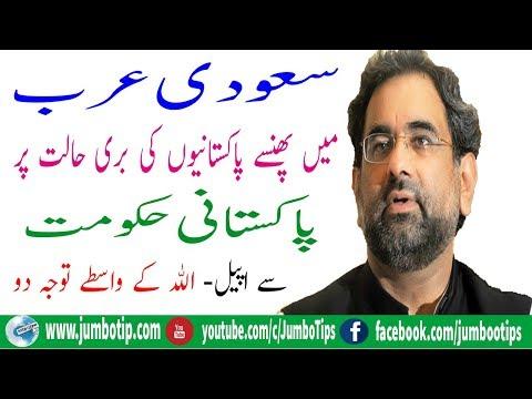 #GiveJusticeKsa | An Appeal From Pakistani GOVT | Manazel Construction Saudi Arabia | Jumbo Tips