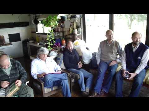 Asado del 1st Montevideo.12 Sept 2010- Reflexiones post carne y mas cuentos