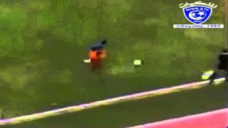 اذكى من انجبته كرة القدم الاسيويه يوسف الثنيان لقطة دوخ فيها الحكم ! كسر التسلل