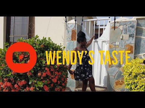 GHANA VLOG | Wendy's Taste