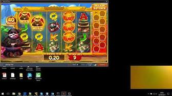 Party Poker PANDA Slot (Bonus Games)