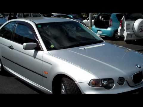 2003 BMW 318ti Compact 2L Travelled 29,000 Km For Sale At Rod Milner Motors. Trade Me.avi