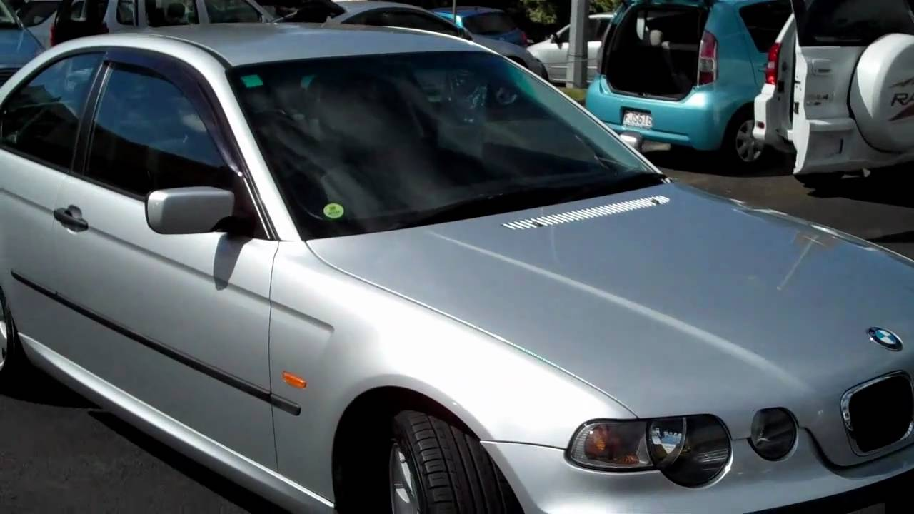 2003 Bmw 318ti Compact 2l Travelled 29 000 Km For Sale At