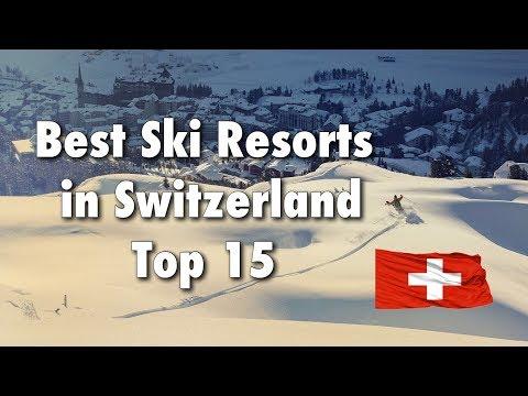 Top 15 Best Ski Resorts In Switzerland