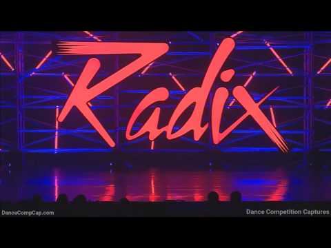 Radix Dance Convention 2017 Scottsdale, AZ - Closing Show