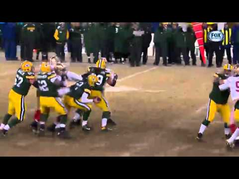 49ers vs  Packers Full Highlights | Playoffs Wild Card NFL 2014