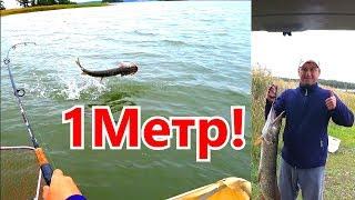 Супер Рыбалка На Щуку Огромные Приманки rapala Рекорд Сезона