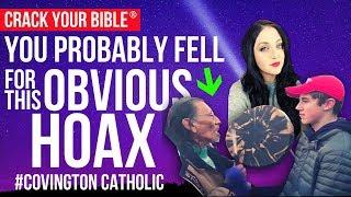🇺🇸 Why YOU fell for #CovingtonCatholic #MAGAKIDS HOAX