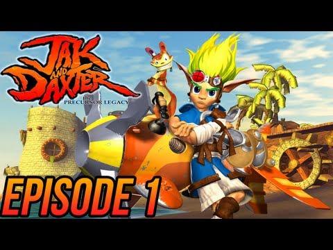 Jak and Daxter HD Collection : Episode 1 | Geyser Rock