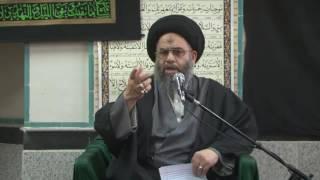 لمحة مختصرة عن مجالس الامام الحسين عليه السلام_ الاستاذ السيد عادل العلوي