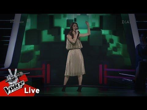 Ζέτα Ξαφάκη - Δύο παλτά  2o   The Voice of Greece