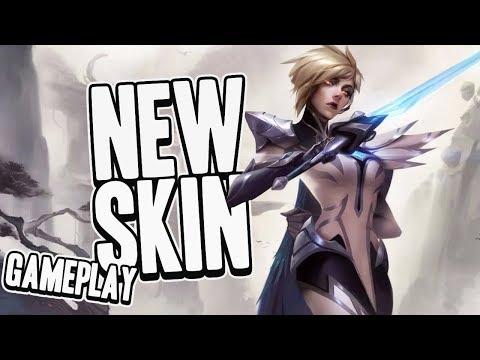BEST FIORA SKIN EVER!! - Invictus Gaming Fiora Skin Gameplay - League of Legends