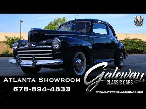 1946 Ford Coupe - Gateway Classic Cars of Atlanta #1225