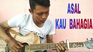 (armada) Asal Kau Bahagia-Fingerstyle Guitar Cover