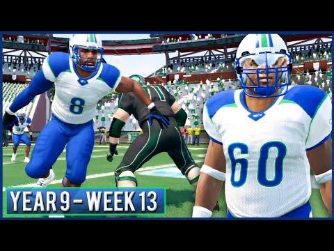 NCAA Football 14 Dynasty Year 9 - Week 13 @ Hawai'i | Ep.162