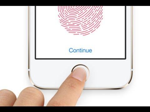 How do you get emojis on iphone 5s fingerprint scan