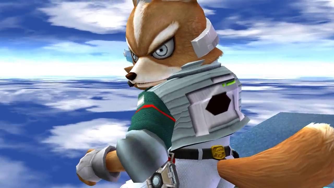 Fox mccloud brawl - photo#11