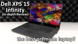 Dell XPS 15 Infinity Review - the best premium laptop?