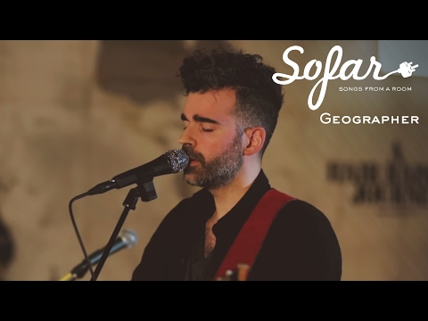 Geographer - Wake with Me | Sofar Los Angeles