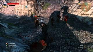 [Witcher 3] Rend Thine Enemies
