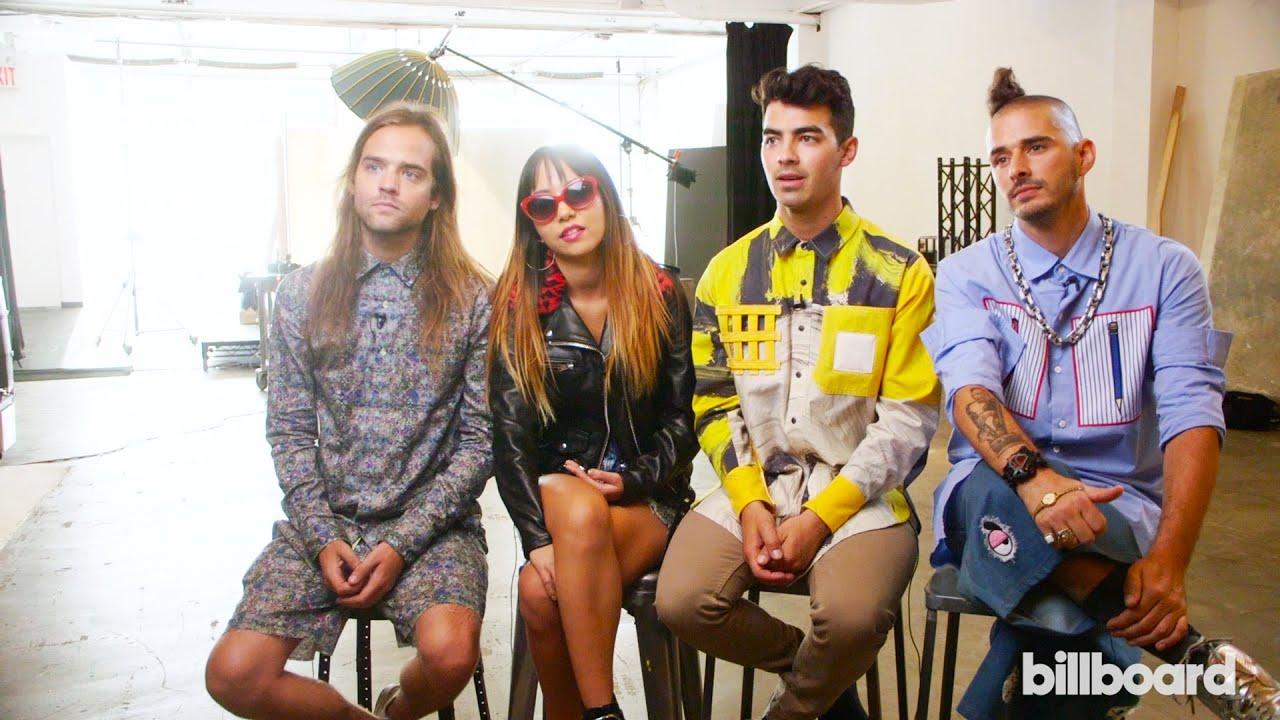 Members Name: Joe Jonas And DNCE Explain How Easy It Is To Mangle Their