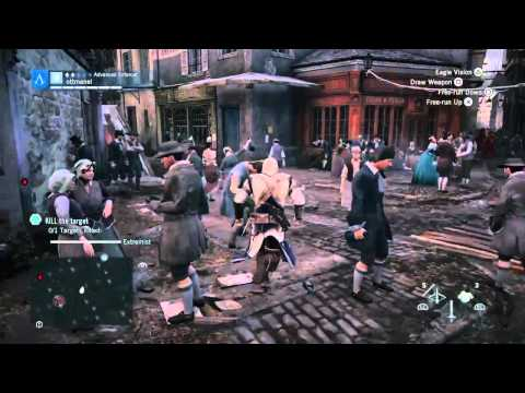 Assasin's Creed    Companion mission, womens lib    literally