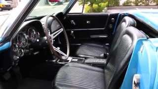 1964 Corvette Stingray Convertible For Sale~Original 327 / 365 Horse Car