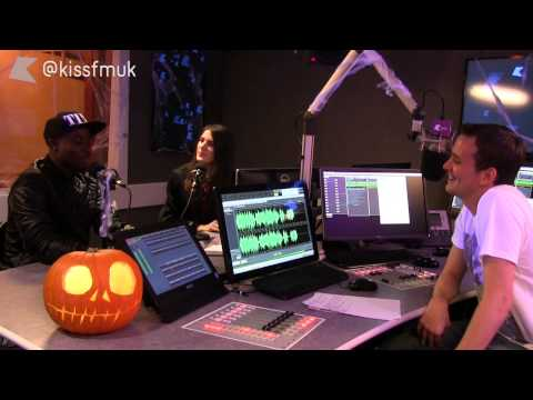 Fuse ODG talks T.I.N.A. | KISS FM (UK)