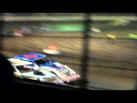Thaw Brawl Modified Amain @ LaSalle Speedway 03/26/16