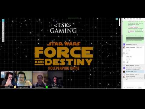 Star Wars Roleplay - Back to the Future! - Week 1