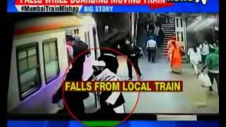 Mumabai Local Train: Man crushed to death in Dadar Railway station
