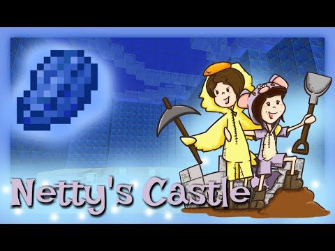 Netty's Castle - Lapis Cavern! {8} ~ Sqaishey