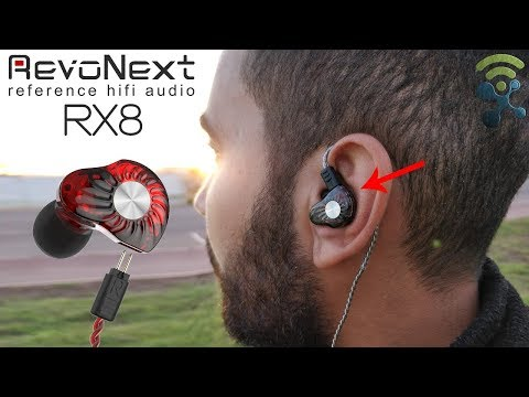 revonext-rx8-in-ear-headphones-review-✔️balanced-armature-sport-earphone-ear-headset-noise-isolating