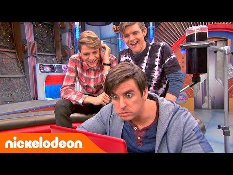 Henry Danger | Ein Neues Drehbuch 📝 | Nickelodeon Deutschland