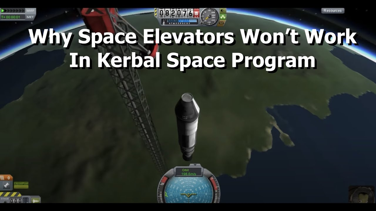 Kerbal Space Program So You Want Me To Build A Space