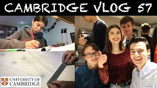 Cambridge Vlog 57: Imminent Deadlines And A Party