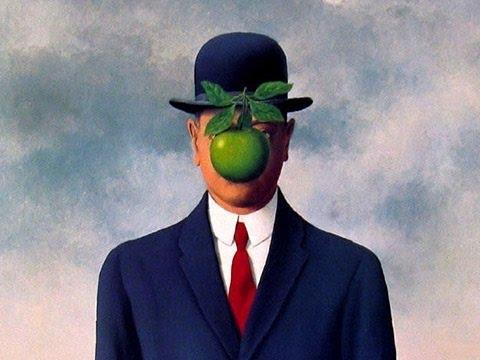 Rene Magritte Il Figlio Delluomo Spiegato Ai Truzzi